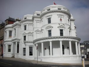 The House of Keys (Manx Parliament), Douglas